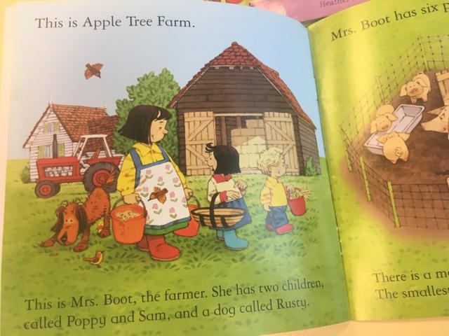 Mrs Boot Farmyard Tales