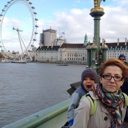 London babywearing