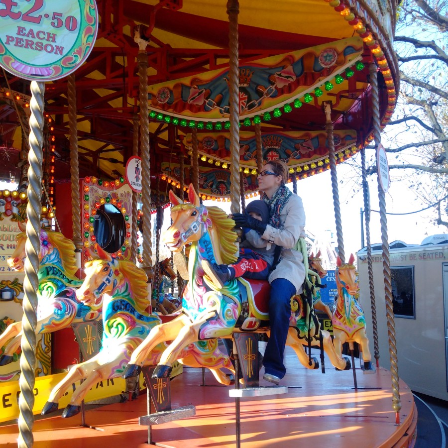 Southbank Carousel