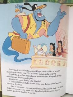 Aladdin-carti colectie
