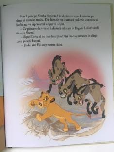 Regele leu-carti colectie